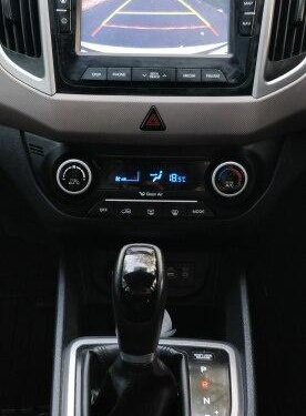 Used 2017 Creta 1.6 VTVT AT SX Plus  for sale in New Delhi
