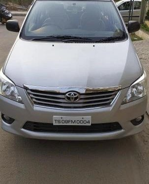 Used 2012 Innova 2.5 VX 7 STR  for sale in Hyderabad