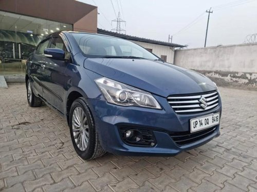 Used 2018 Ciaz Alpha  for sale in Ghaziabad