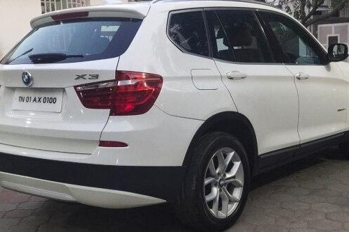 Used 2012 X3 xDrive30d  for sale in Coimbatore