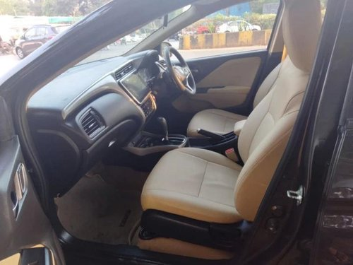 Used 2017 City i-VTEC CVT V  for sale in Mumbai