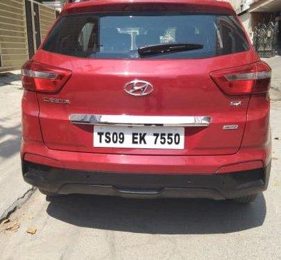 Used 2016 Creta 1.6 SX Automatic  for sale in Hyderabad