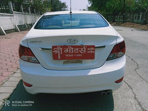 Used 2014 Verna 1.4 VTVT  for sale in Indore
