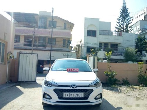 Used 2018 i20 1.2 Asta Option  for sale in Coimbatore