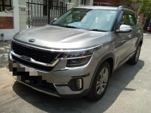 Used 2019 Seltos HTX Plus D  for sale in Bangalore