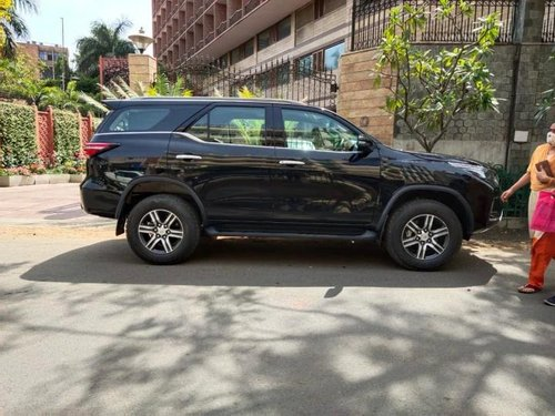 Used 2021 Fortuner 2.7 2WD AT  for sale in New Delhi