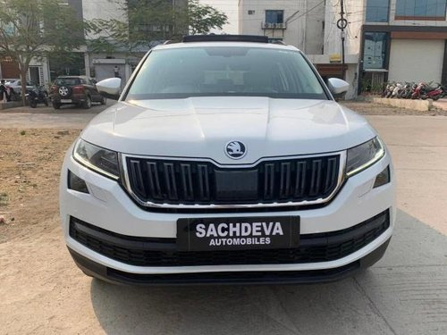 Used 2018 Kodiaq 2.0 TDI Style  for sale in Indore