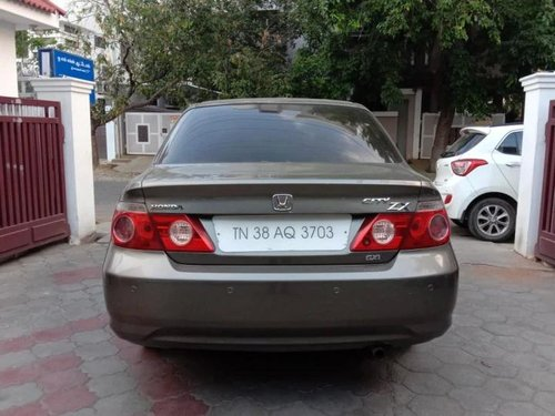Used 2007 City ZX GXi  for sale in Coimbatore