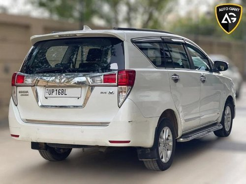 Used 2017 Innova Crysta 2.4 VX MT  for sale in Ghaziabad