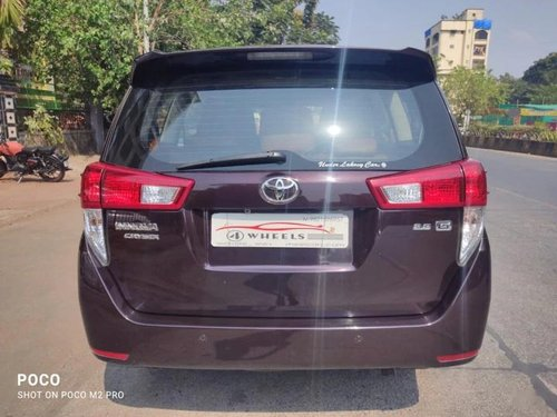 Used 2018 Innova Crysta 2.8 GX AT 8S  for sale in Mumbai