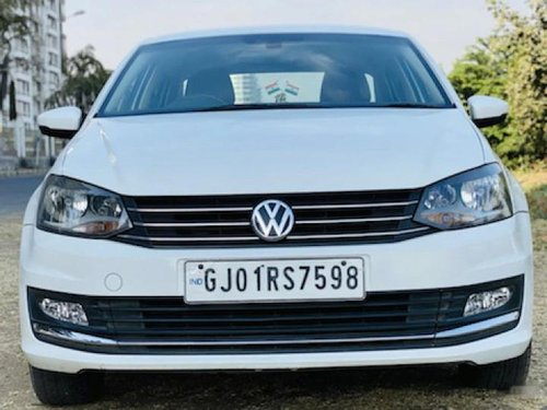 Used 2016 Vento 1.5 TDI Highline AT  for sale in Surat