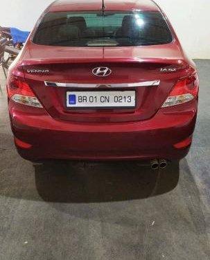 Used 2015 Verna 1.6 CRDi SX  for sale in Patna