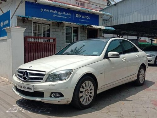 Used 2010 C-Class C 250 CDI Elegance  for sale in Coimbatore