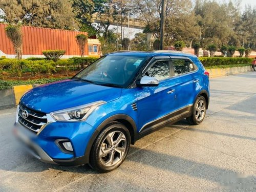 Used 2019 Creta 1.6 SX Automatic  for sale in Mumbai