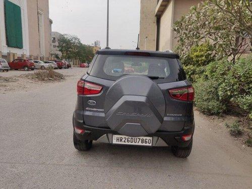 Used 2018 EcoSport 1.5 Petrol Titanium Plus AT  for sale in New Delhi