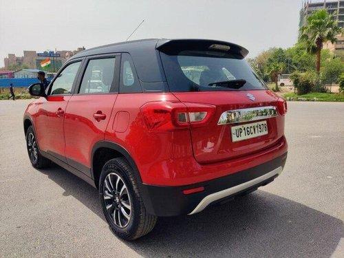 Used 2021 Vitara Brezza ZXI Plus  for sale in New Delhi