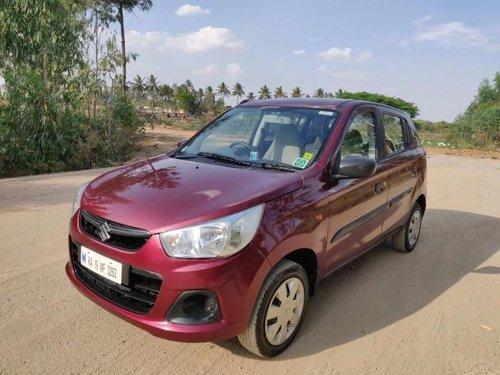 Used 2015 Alto K10 VXI  for sale in Bangalore