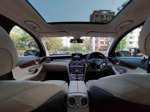 Used 2016 C-Class C 220 CDI Avantgarde  for sale in Mumbai