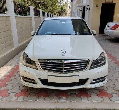 Used 2011 C-Class 200 K AT  for sale in Hyderabad