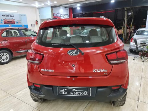 Used 2017 Mahindra KUV100 low price