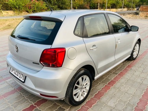 Used 2015 Volkswagen Polo low price