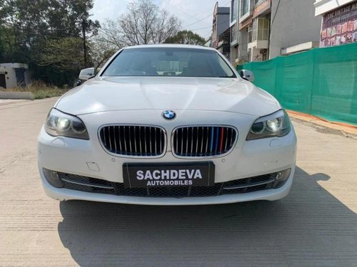 Used 2012 5 Series 520d Sedan  for sale in Indore