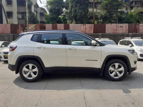 Used 2017 Compass 1.4 Limited Option  for sale in Thane