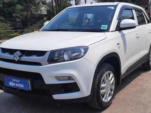 Used 2017 Vitara Brezza LDi  for sale in Thane