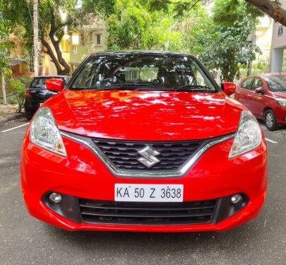 Used 2017 Baleno Alpha  for sale in Bangalore