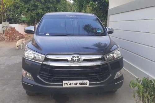 Used 2018 Innova Crysta 2.4 GX MT 8S  for sale in Coimbatore