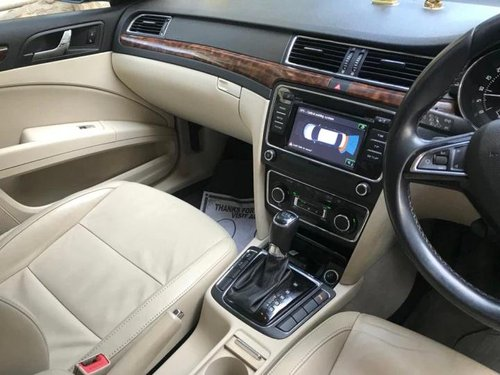 Used 2014 Superb Elegance 2.0 TDI CR AT  for sale in Thane