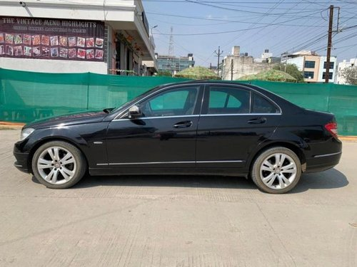 Used 2008 C-Class 200 K Elegance AT  for sale in Indore