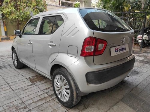 Used 2017 Ignis 1.2 Sigma  for sale in Hyderabad