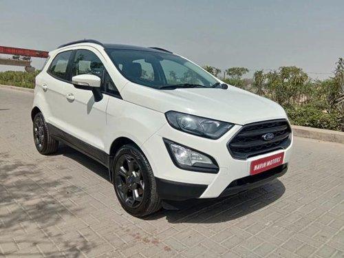 Used 2019 EcoSport 1.5 Diesel Titanium Plus  for sale in Ahmedabad