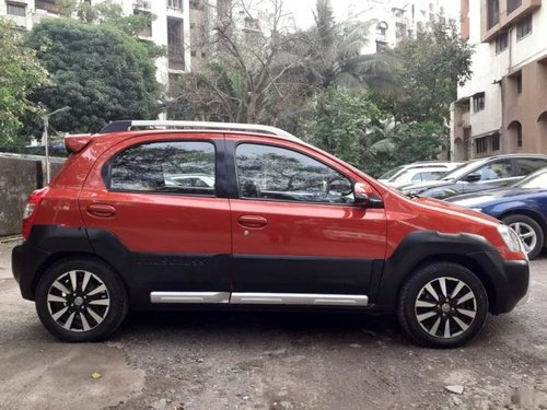 Used 2015 Etios Cross 1.2L G  for sale in Thane