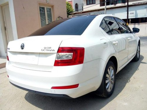 Used 2015 Octavia Elegance 2.0 TDI AT  for sale in Coimbatore