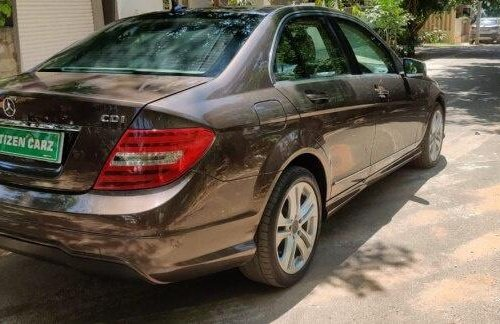 Used 2013 C-Class C 220 CDI Avantgarde  for sale in Bangalore