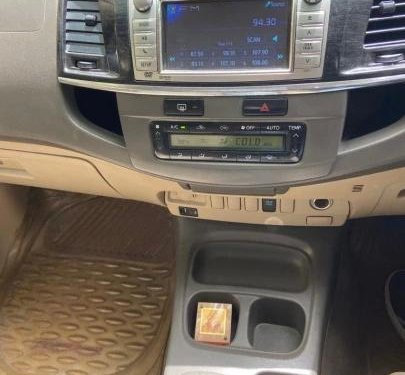 Used 2012 Fortuner 4x2 AT  for sale in New Delhi