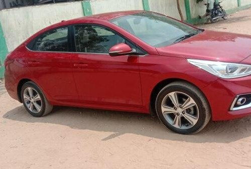 Used 2017 Verna 1.6 CRDi SX  for sale in Coimbatore