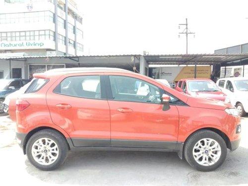 Used 2016 EcoSport 1.5 Petrol Titanium Plus AT  for sale in Pune