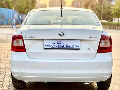 Used 2016 Rapid 1.5 TDI Elegance  for sale in Mumbai
