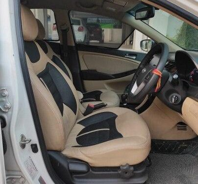 Used 2016 Verna 1.6 CRDi SX  for sale in Hyderabad