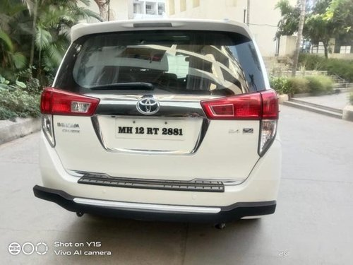 Used 2019 Innova Crysta 2.4 ZX MT  for sale in Pune