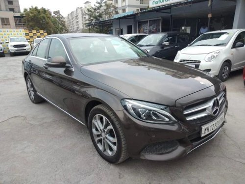 Used 2018 C-Class 220 CDI AT  for sale in Pune