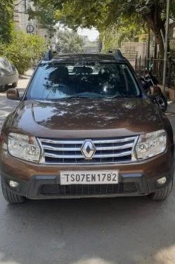 Used 2015 Duster 110PS Diesel RxL Explore  for sale in Hyderabad