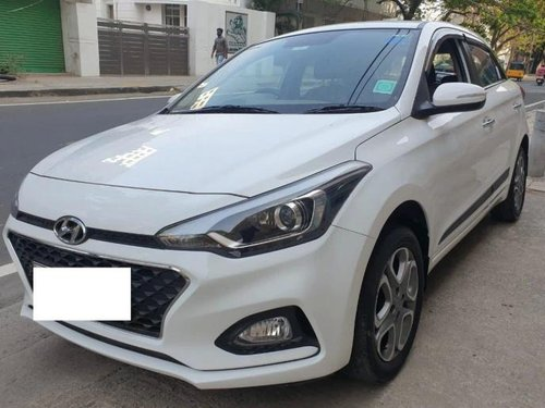 Used 2019 i20 Petrol Asta Option  for sale in Chennai