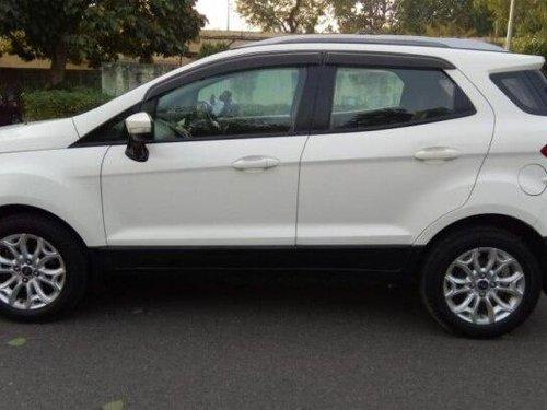 Used 2013 EcoSport 1.5 DV5 MT Titanium  for sale in New Delhi