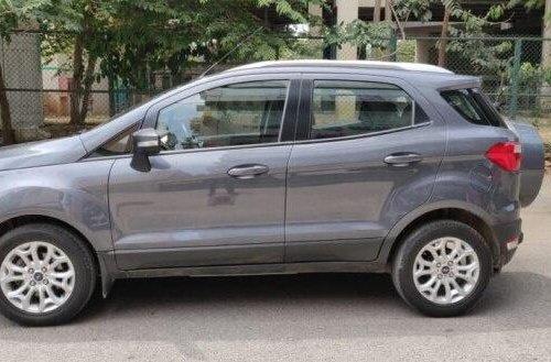 Used 2016 EcoSport 1.5 Petrol Titanium  for sale in Bangalore