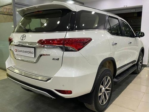 Used 2020 Fortuner 2.8 4WD AT  for sale in Hyderabad