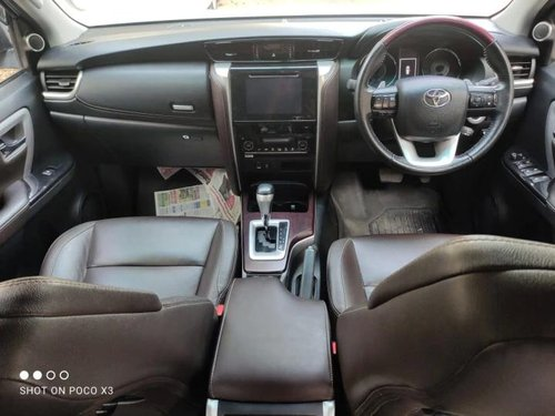 Used 2017 Fortuner 2.8 2WD AT  for sale in Bangalore
